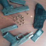La Police Nationale d'Haiti a procédé a l'interpellation de quatre (4) individus armés dans la ville du Cap-Haïtien